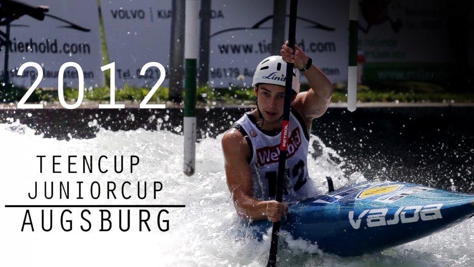 VAJDA Teen-/Juniorcup AUGSBURG 2012