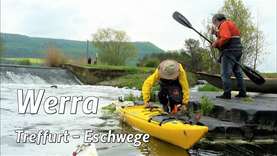 auf der Werra, Treffurt, Wahnfried, KC-Eschwege