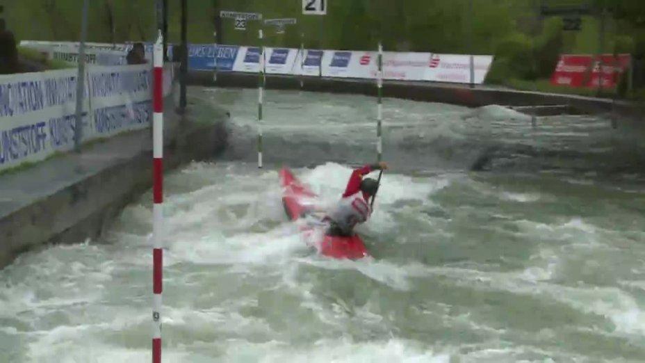 Andrea Herzog - Quali 2015 |Rennen 4|C1-Damen-Finale / Augsburg