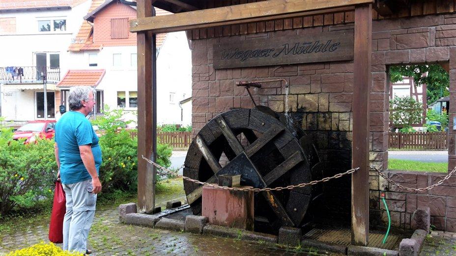 Edertour ab Wega, Fritzlar bis Felsberg und zurück per Bahn