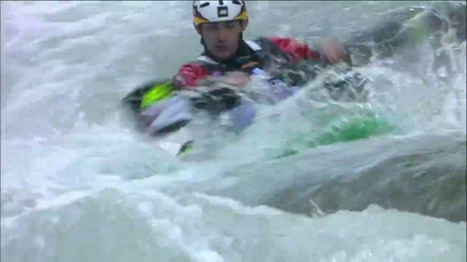 Sickline 2012 - Stefan Hengst in seinem TOP 48 Lauf auf der Wellerbrückenstrecke